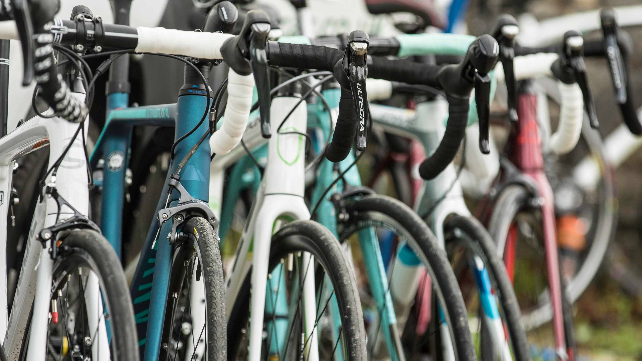 Some of the women's specific road bikes tested as part of the BikeRadar Women's Road Bike of the Year Awards