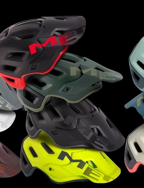 MET's flagship trail lid the Roam now comes with even more colour options