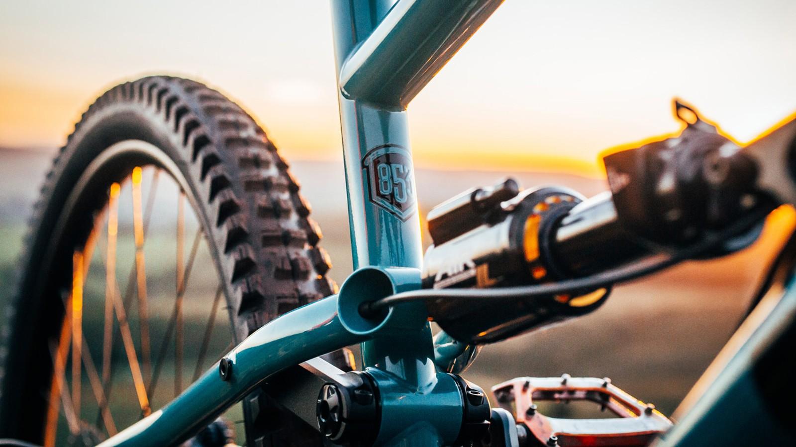 The single pivot Droplink suspension design