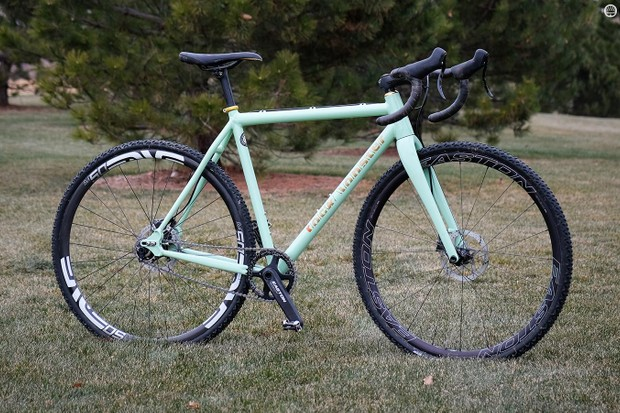 This Rock Lobster was a great way to take on this year's Singlespeed Cyclocross World Championships