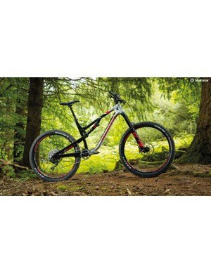 Its geometry may not be radical, but theAltitude's decent weight, big tyres andinvolving handling make it a blast to ride