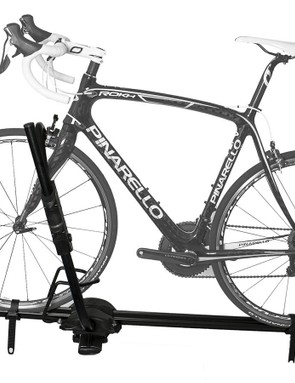 RockyMounts TomaHawk can take most any type of bike