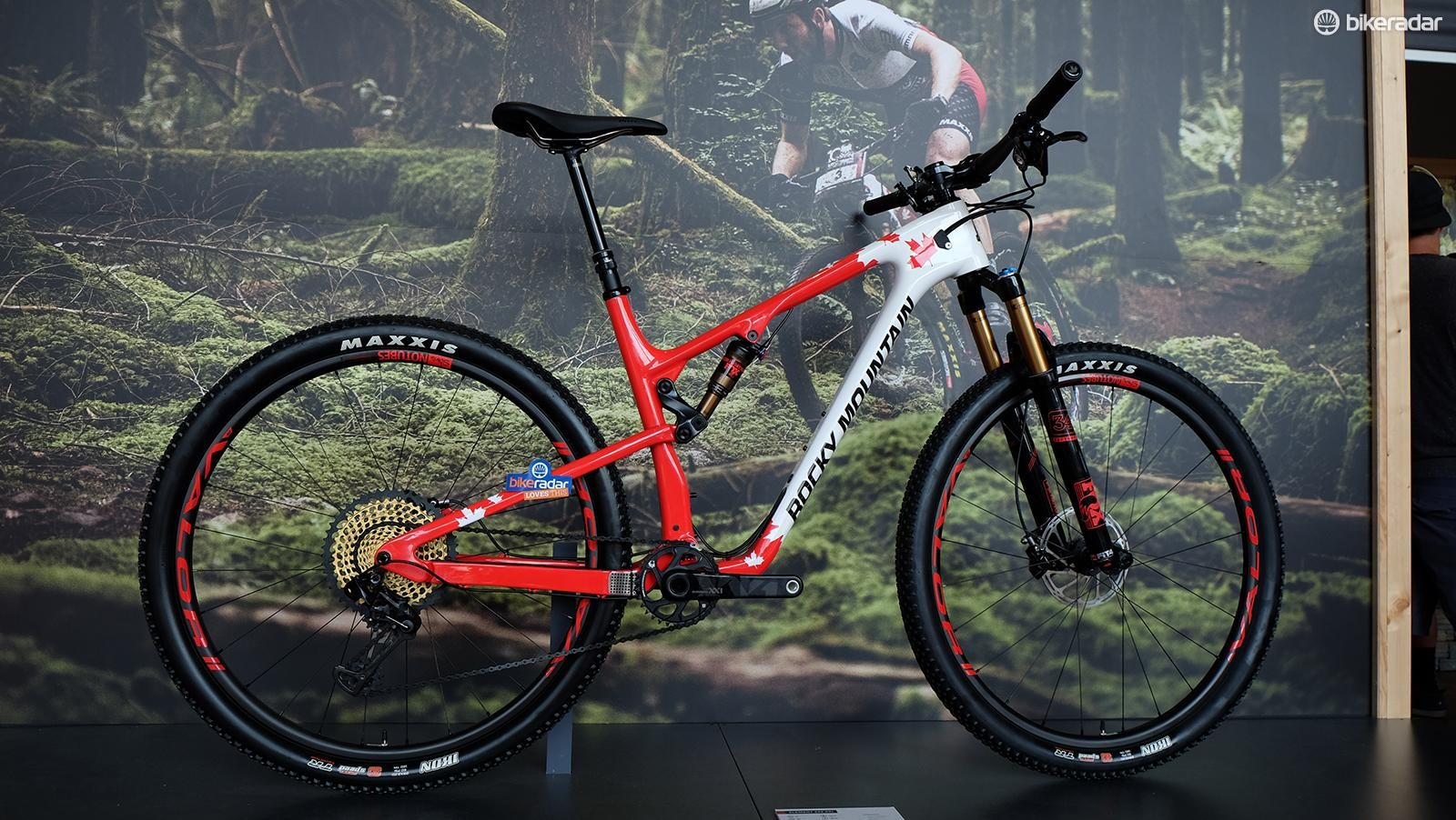 The new Rocky Mountain Element is burlier than your average XC rig