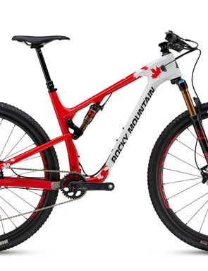 The Rocky Mountain Element 999 RSL