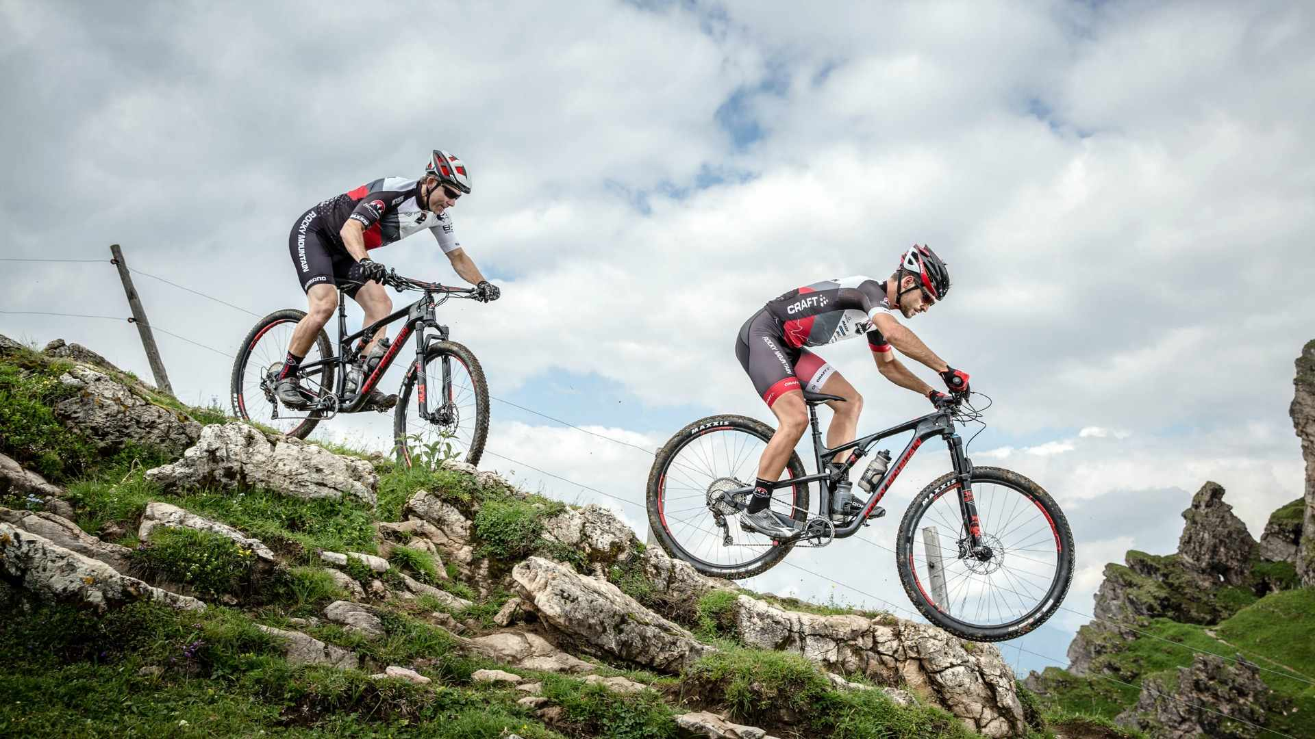 The new, updated, redesigned Rocky Mountain Element range
