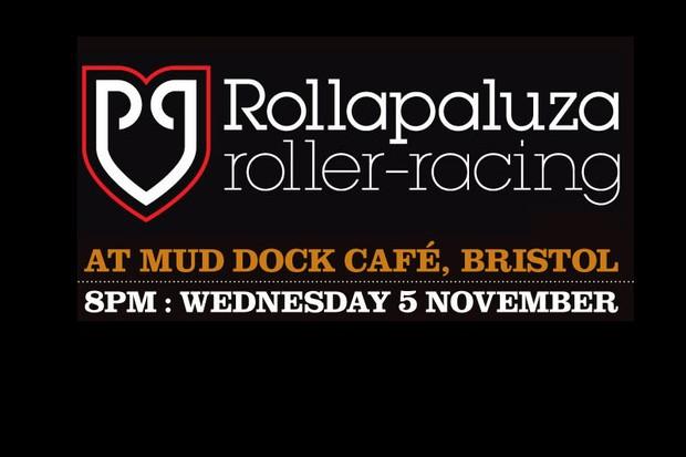 Rollapaluza heading for Mud Dock, Bristol