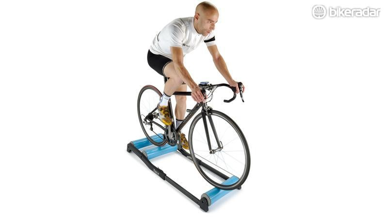 Rollers are great for improving balance while training