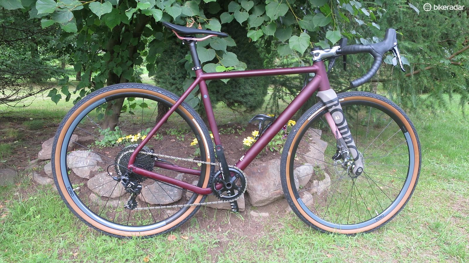 Entry in the Ruut family starts with the alumium Ruut AL at £1,599