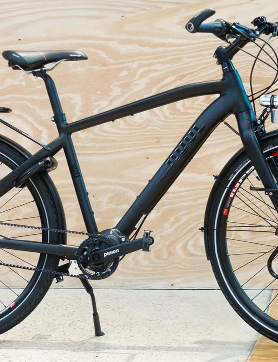 Rose Activa Pro touring bike