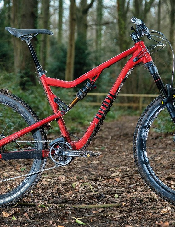 Rose's direct-sales approach means you get a decent frame and spec for a good price
