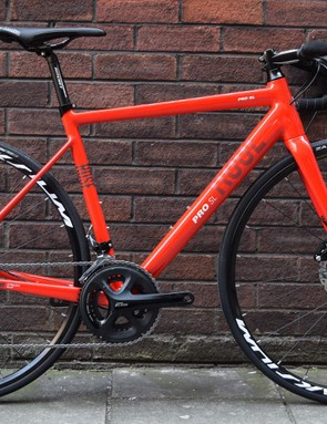 The latest alloy bikes like this Rose Pro SL Disc-2000 are truly excellent