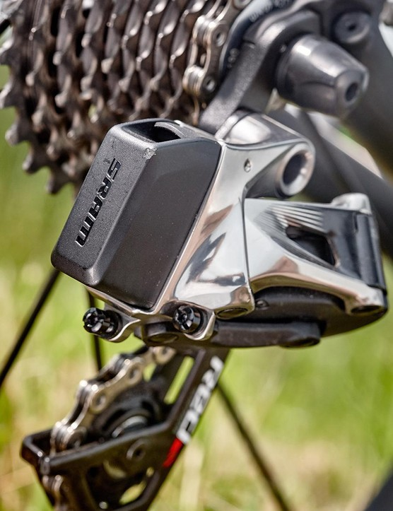 With its good looks, ergonomics and performance, SRAM Red is good to see