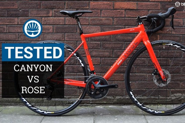 We put two top value disc road bikes head-to-head