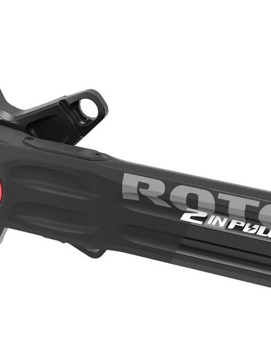 Rotor's new 2INpower will cost roughly double the asking price for its left-only predecessor, and goes on sale next month