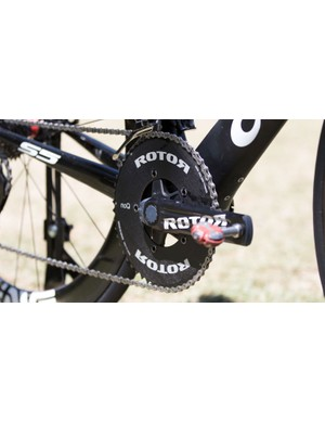 It is definitely a dual-sided power meter, according to the Spanish company