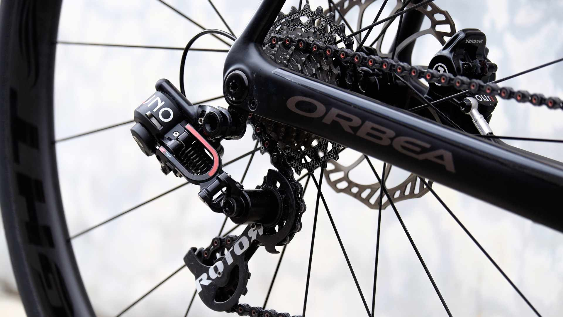 Rotor's long-awaited groupset will be ridden by WNT-ROTOR in 2018