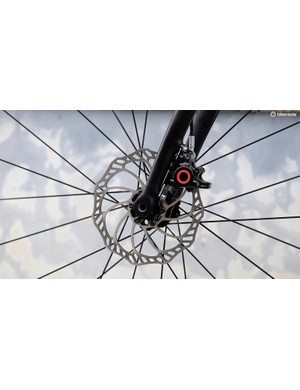 Rotor Uno brakes are actually Magura parts and that's certainly no bad thing