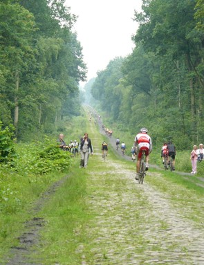 Arenberg - not winding but long