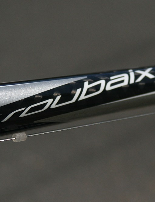 The top tube