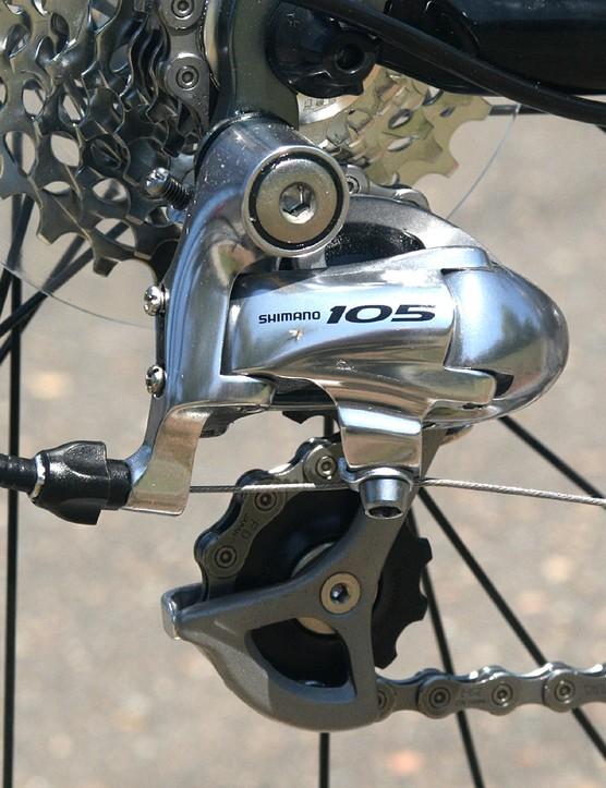 105 rear mech