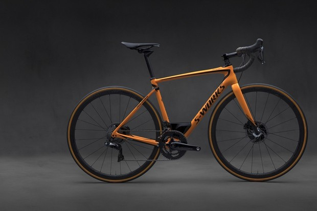 Specialized is releasing a special edition S-Works Roubaix
