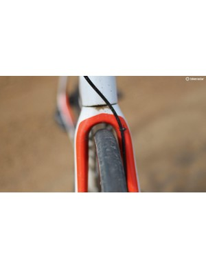 Discs add stopping power and modulation, but they also allow for fatter tyres and simpler cable routing