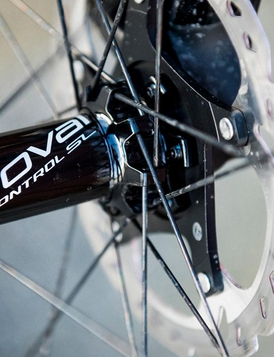 The Roval Control SL cross-country wheelset has been updated with wider rims while still keeping the weight low