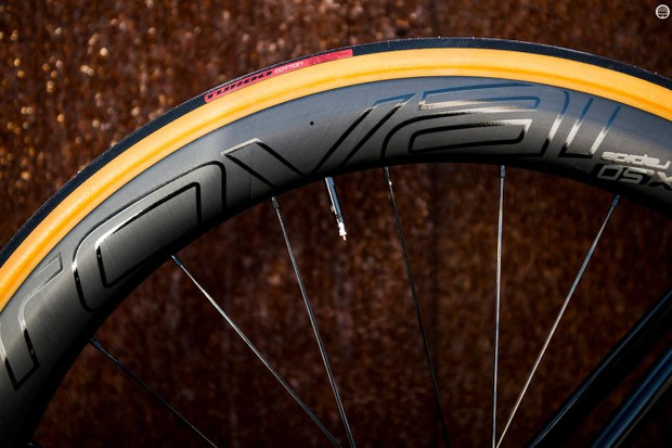 The new Roval CLX 50 Disc wheelset seeks to beat the competition in terms of price, weight and aerodynamics