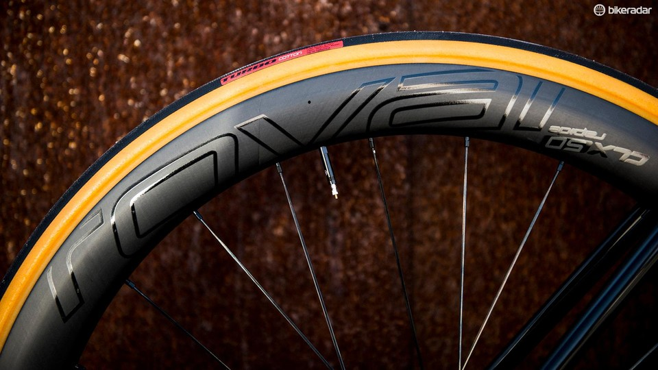 d6293182bf2 The new Roval CLX 50 Disc wheelset seeks to beat the competition in terms  of price