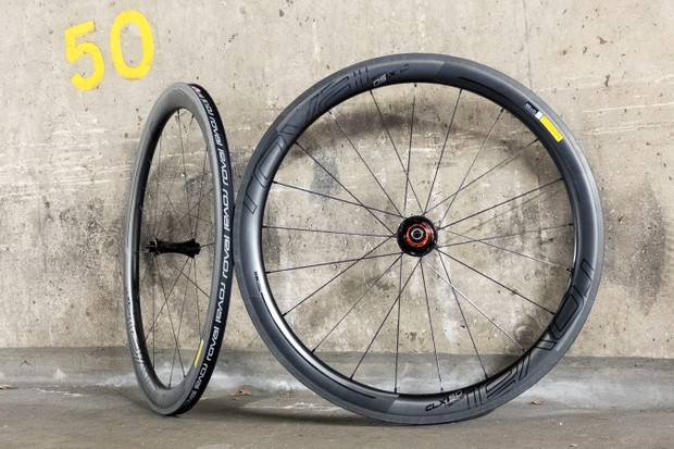 These super-light aero wheels from Roval just landed in BikeRadar HQ