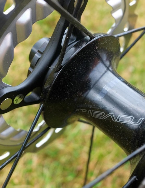 The CLX 32 range features DT Swiss hubs and spokes, and CeramicSpeed bearings