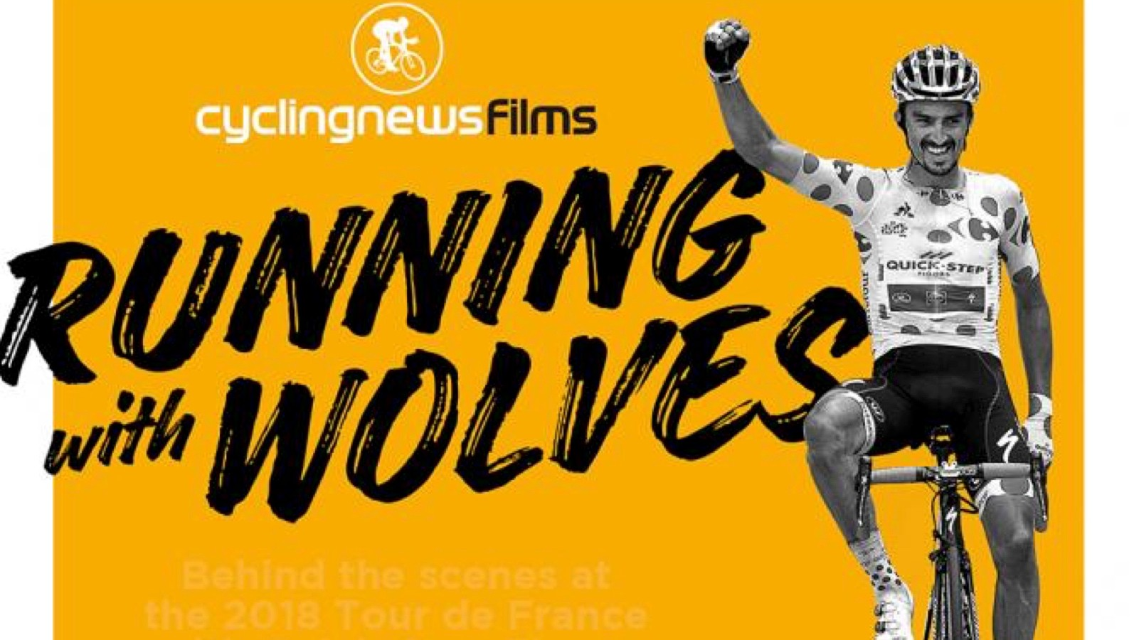 Running with Wolves is the latest film from Cyclingnews Films