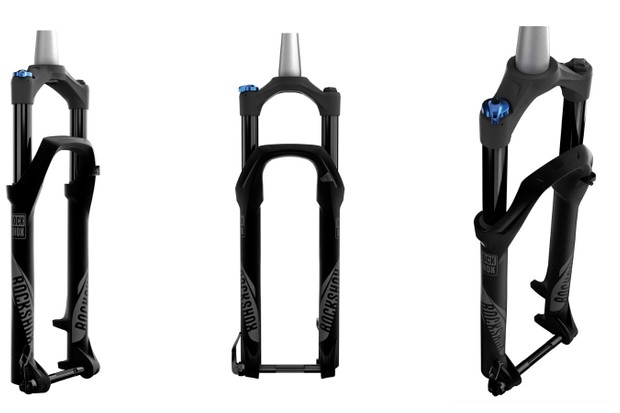 RockShox reintroduces the classic Judy name with two entry-level forks