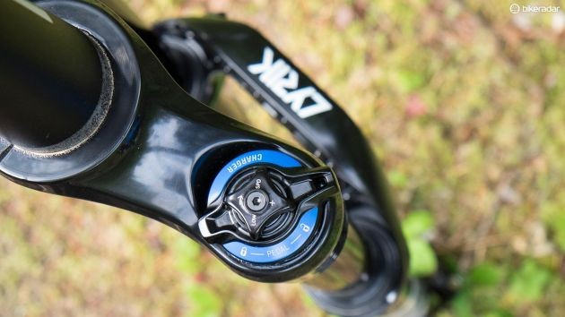 The RockShox Lyrik builds on the impressive performance of the Pike in an even more robust package