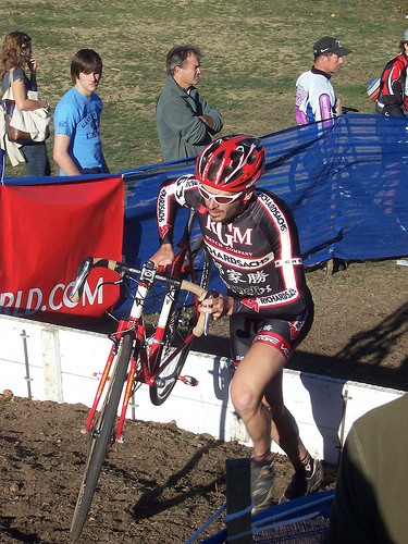 Richard Sachs Cyclo-cross Team.