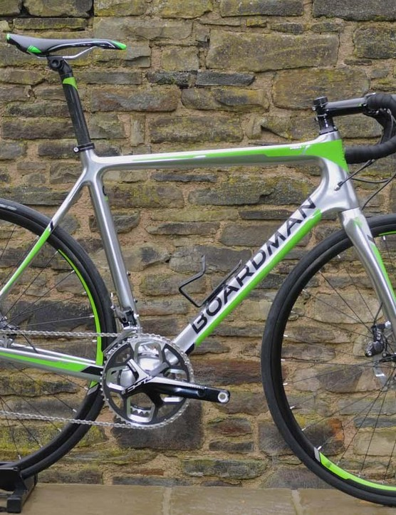 The new Pro Carbon is first in the Performance range to have hydraulic brakes