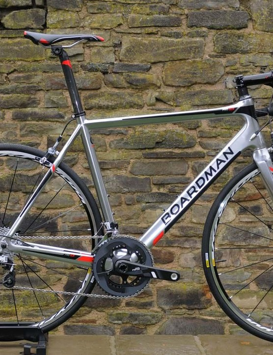 The Road Pro SLR offers an incredible spec for just £1799