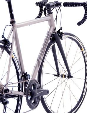 Nine frame sizes from 48 to 62cm will be available