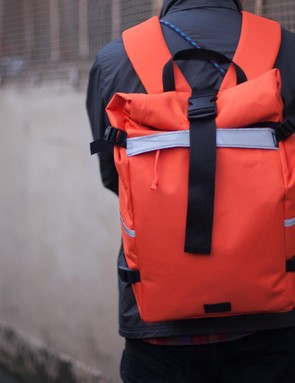 A rucksack is just one way to carry stuff on your bike