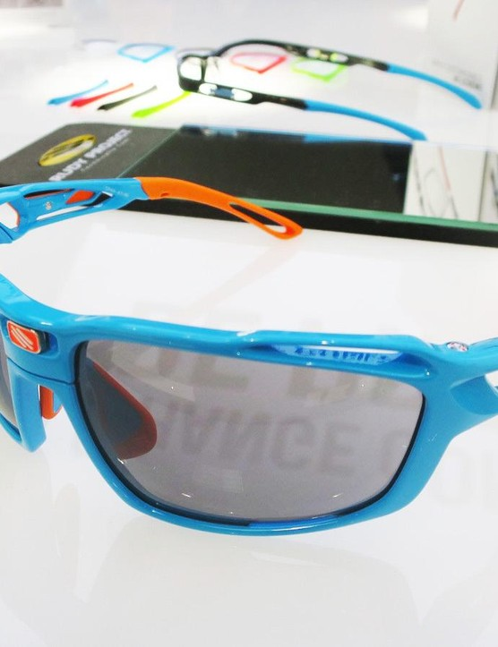 Rudy's new Sintryx glasses are available with the new polarised HDR lenses