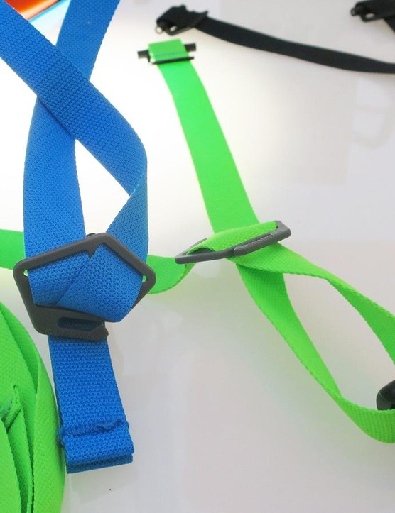 Rudy will offer the straps aftermarket should you need replacements or fancy a colour change