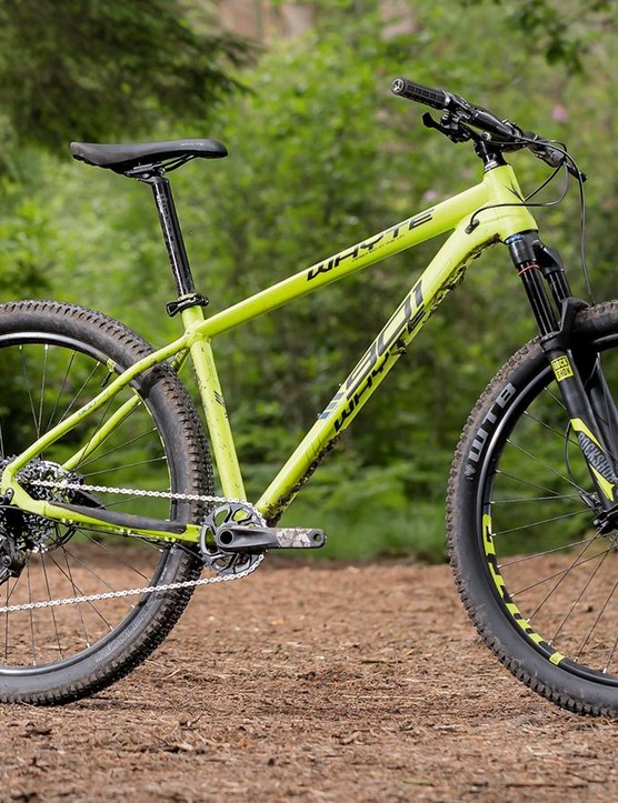 Whyte's 901 is an excellent DH-focused hardtail