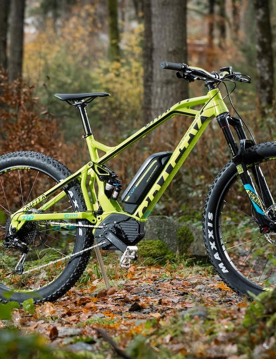 We're big fans of Mondraker's Forward Geometry frames