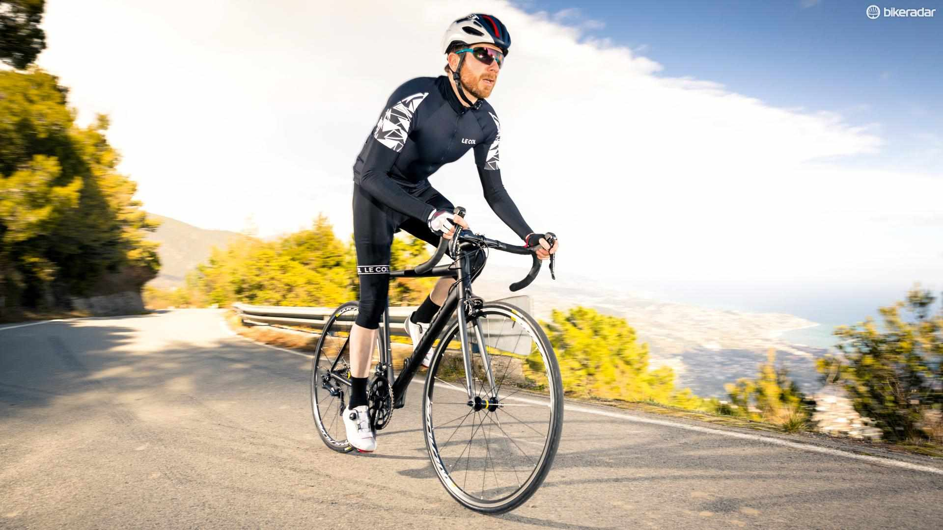 There's never been a better time to pull on the Lycra and get cycling