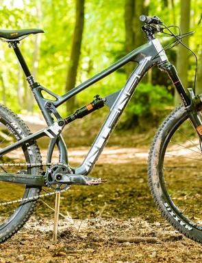 The Intense Carbine is its long travel 29er enduro bike