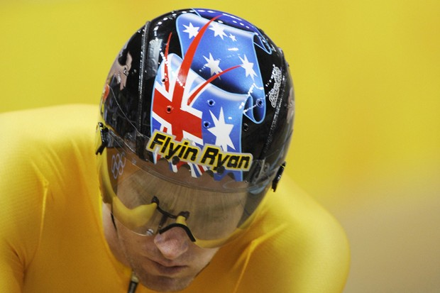 Ryan Bayley is considering his future in cycling