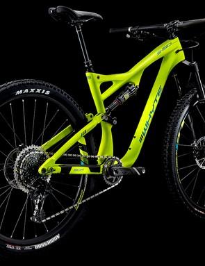 The S-150 C Works is a damn fine lookin' bike
