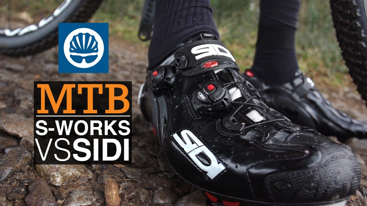 We pitched the Specialized S-Works XC shoe against Sidi's Drako in this detailed head-to-head test