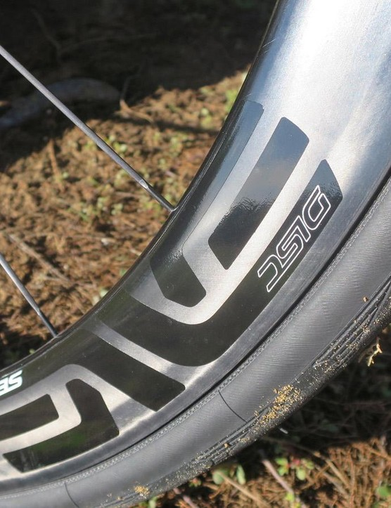 Enve's 3.4 wheelset now comes on the Ultegra Di2 and above models as standard
