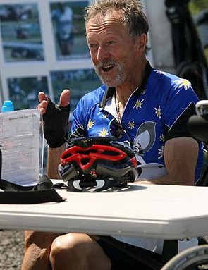 Post-ride war tales are part of the game